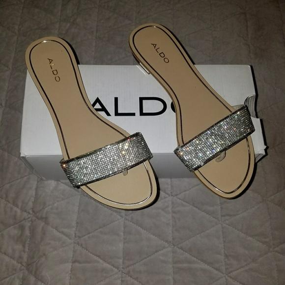 9e9e7c81892 Aldo Soffia Slide Sandals